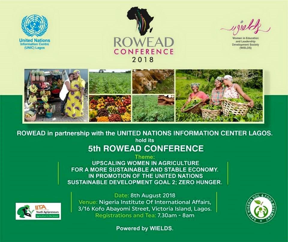 Rowead Conference 2018